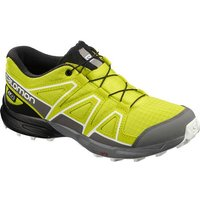 SALOMON Kinder Outdoorschuhe SPEEDCROSS CSWP J von Salomon