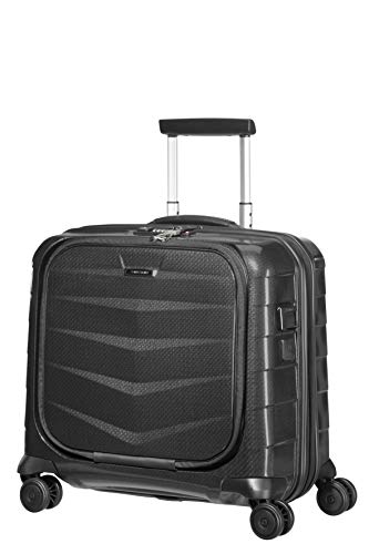SAMSONITE Lite-Biz - Spinner with USB Port Laptop Rollkoffer, 44 cm, 30 Liter, Black von Samsonite