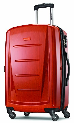 Samsonite Winfield 2 Expandable Hardside Luggage with Spinner Wheels, Orange (Orange) - 56845-1641 von Samsonite