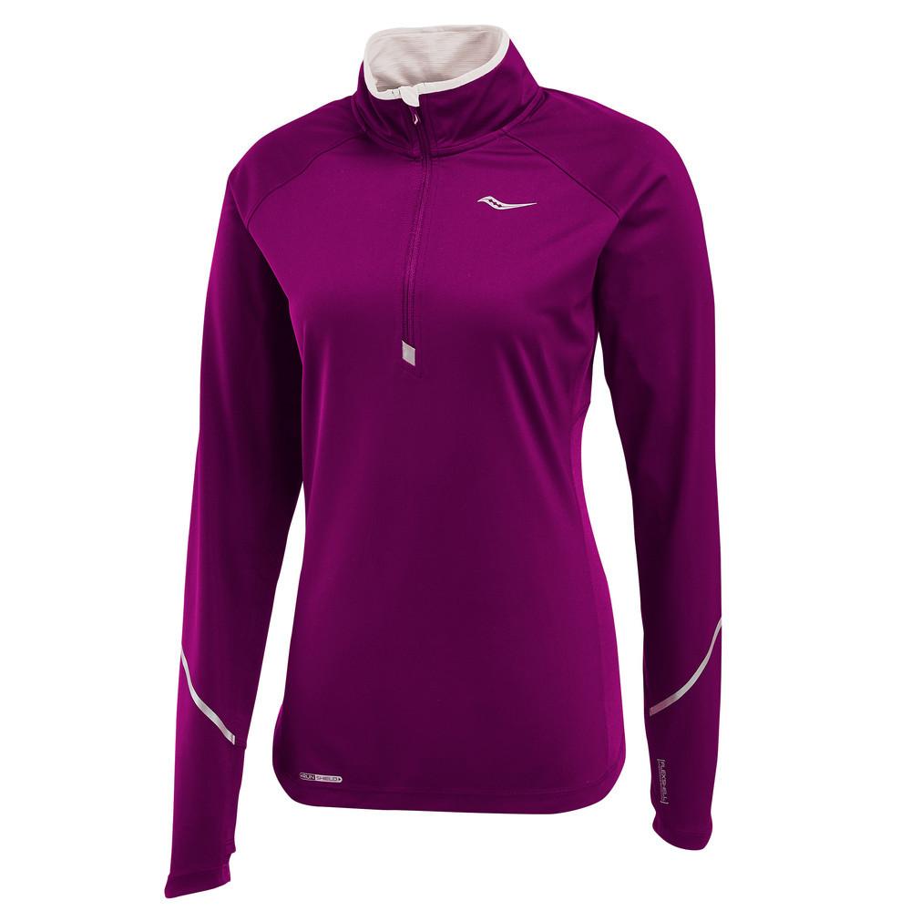Saucony Women Nomad Sporttop Laufshirt - SA81332-PLM