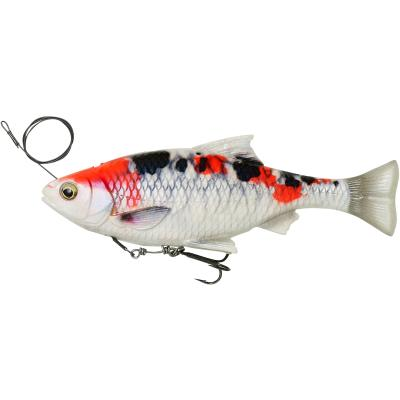 Savage Gear 4D Line Thru Pulse Tail Roach 18cm 90g SS Koi von Savage Gear