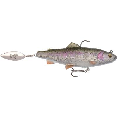 Savage Gear 4D Trout Spin Shad 11cm 40g MS 01-RB Trout von Savage Gear