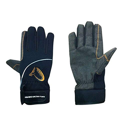 Savage Gear Shield Glove L Angelhandschuh von Savage Gear