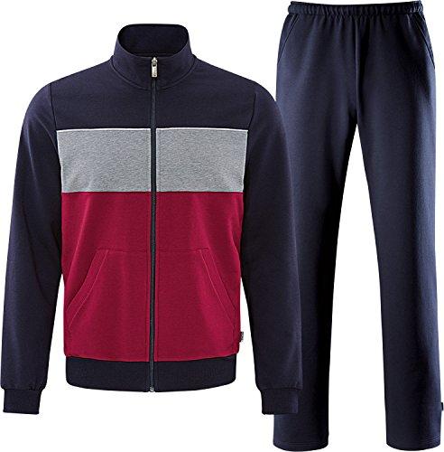 Schneider Sportswear MARIKM-Anzug Stahl-Mel.//dunkelblau