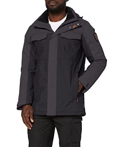 fe61ae472e3862 Schöffel Herren Lipezk 1 Insulated Jacke, Black, 52
