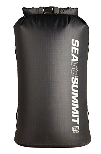 Sea to Summit Big River Dry Bag 35 - Wasserdichter Packbeutel von Sea to Summit