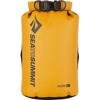 Sea to Summit Big River Dry Bag Packsack (Gelb) von Sea to Summit