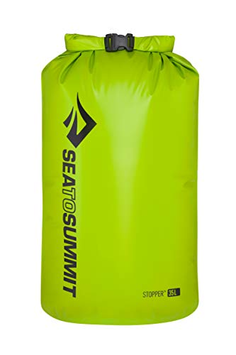 Sea to Summit Stopper Dry Bag 35L Grün, Packsack, Größe 35l - Farbe Green von Sea to Summit