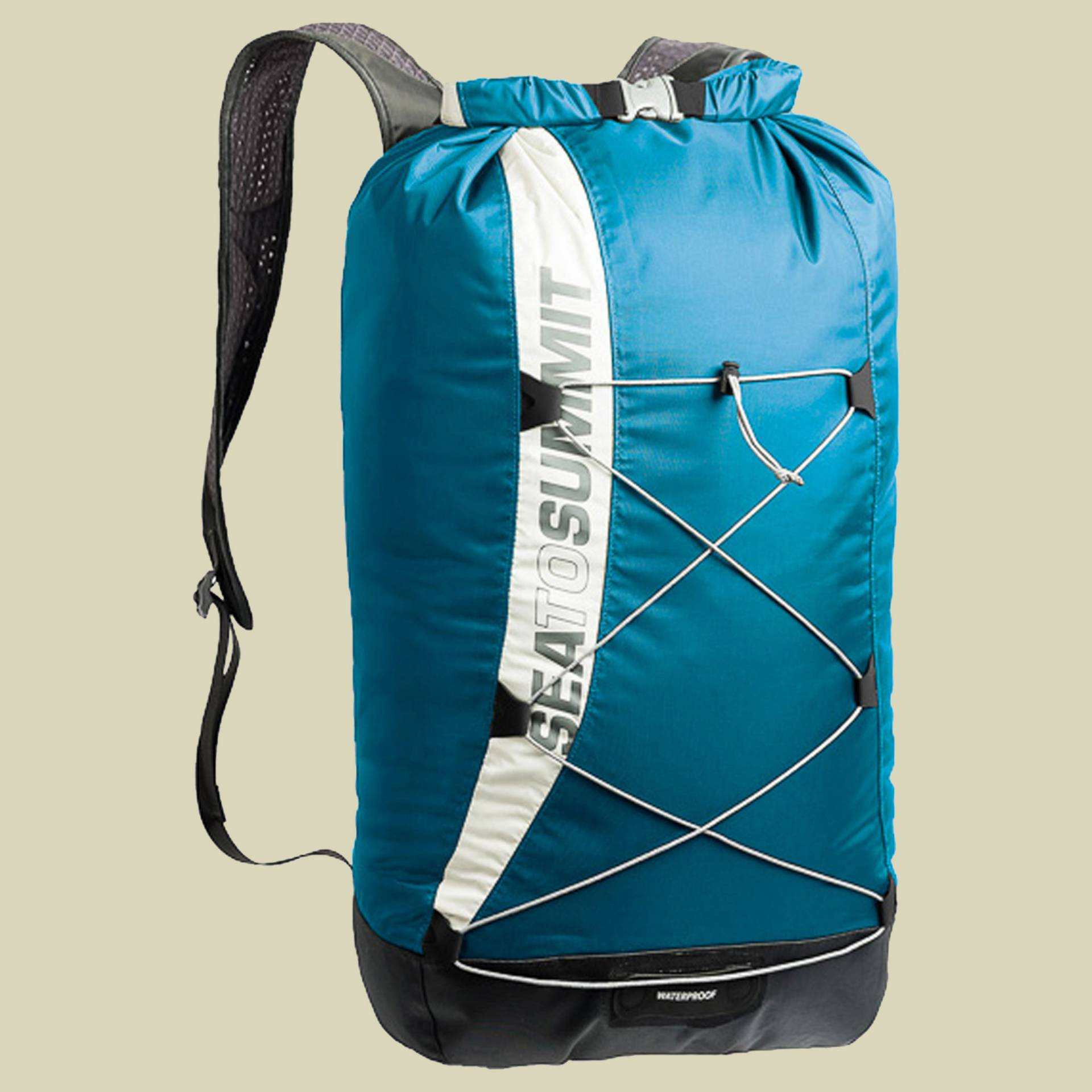 Sea to Summit Sprint Drypack 20 wasserdichter Rucksack Volumen 20 blue von Sea to Summit