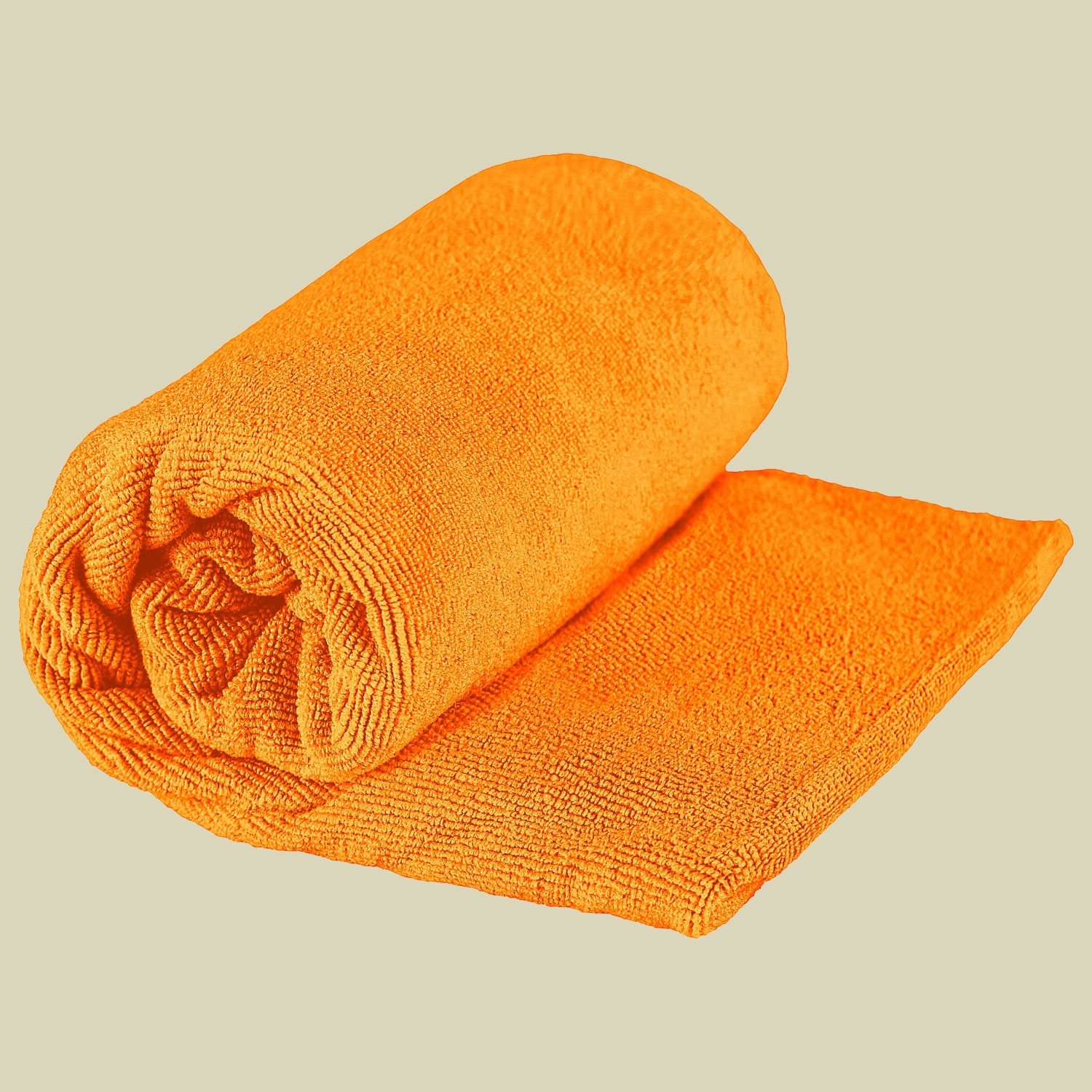 Sea to Summit TEK Towel Mikrofaser Handtuch Größe M orange von Sea to Summit