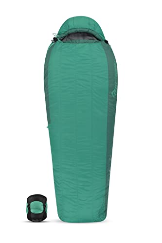Sea to Summit Sleeping Bag, Forrest/Pine, Long von Sea to Summit