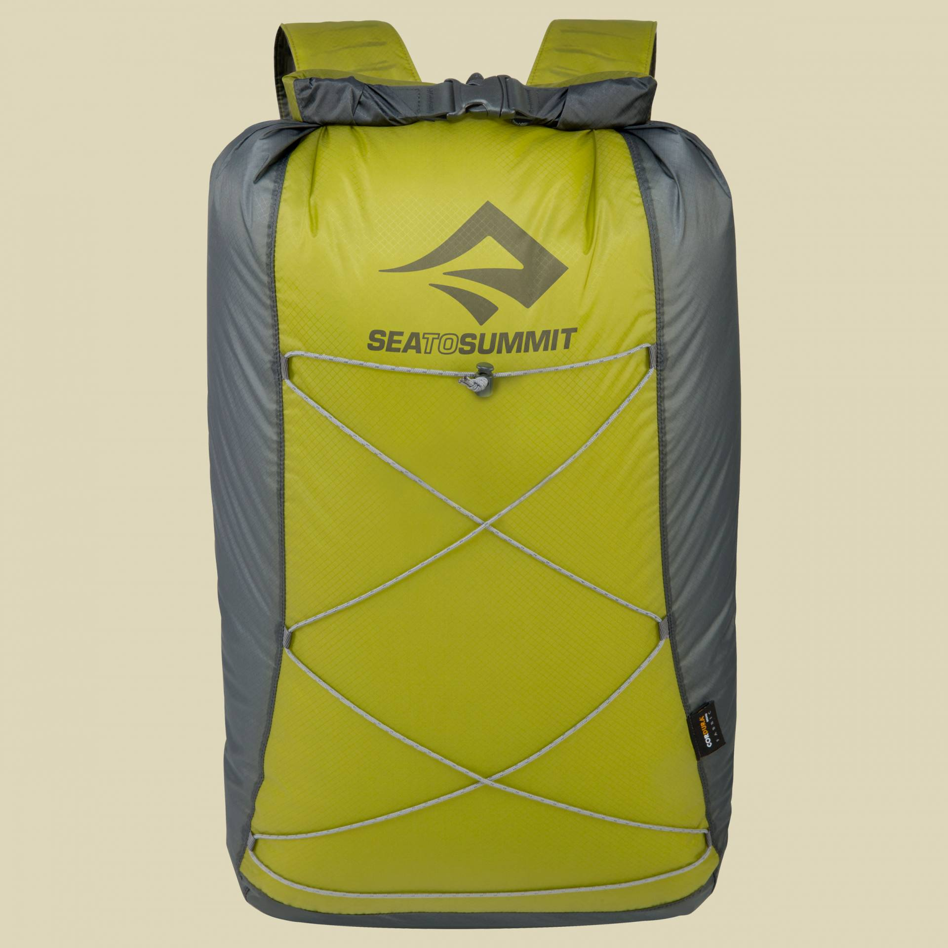 Sea to Summit Ultra-Sil Dry Day Pack ultraleichter Daypack Volumen 22 lime von Sea to Summit