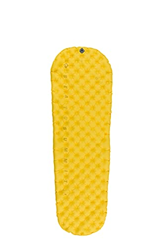 Sea to Summit Ultralight Mat Large Yellow 2018 Matten von Sea to Summit