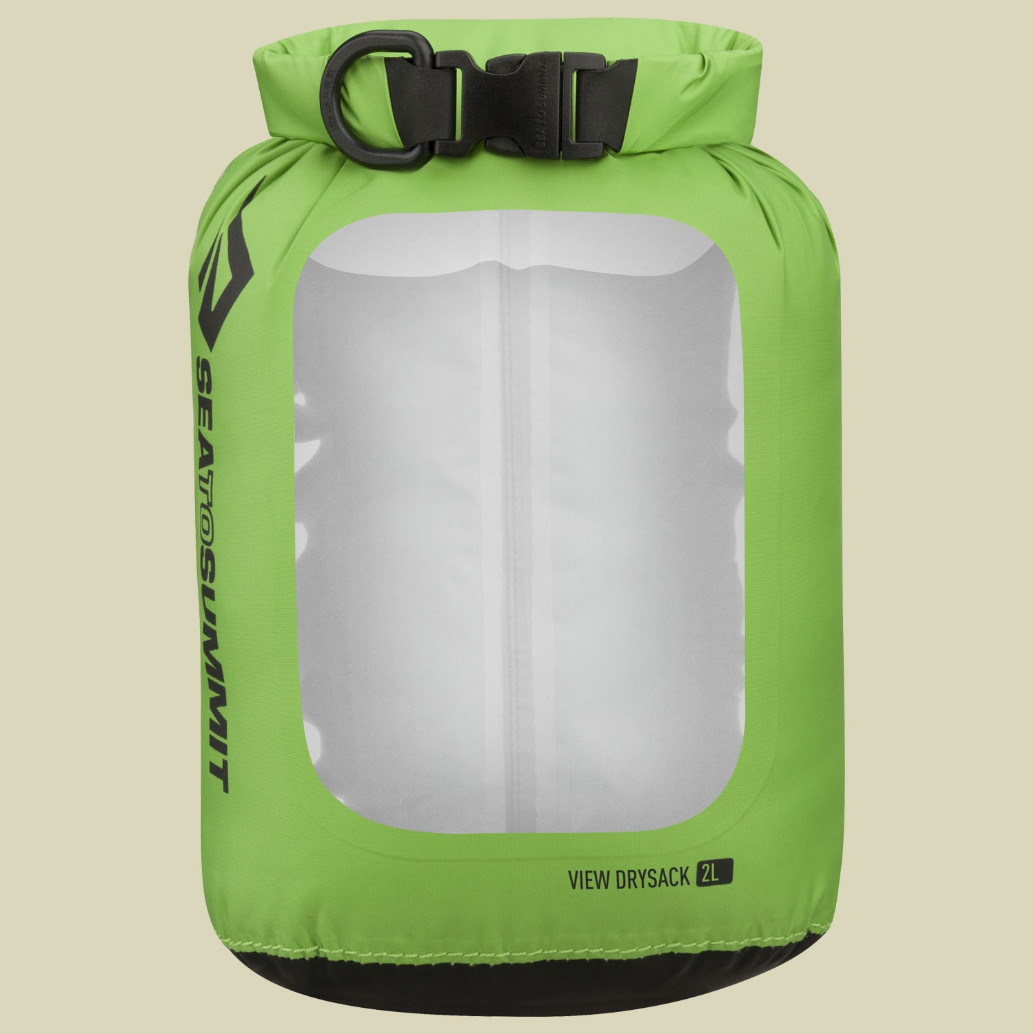 Sea to Summit View Dry Sack wasserdichter Packsack Volumen 1,0 apple green von Sea to Summit