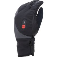 SealSkinz WATERPROOF HEATED CYCLE GLOVE Fahrradhandschuhe von SealSkinz