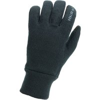 SealSkinz WINDPROOF ALL WEATHER KNITTED GLOVE Winter Fahrradhandschuhe von SealSkinz