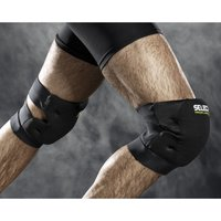 Select Kniebandage Volleyball schwarz S von Select