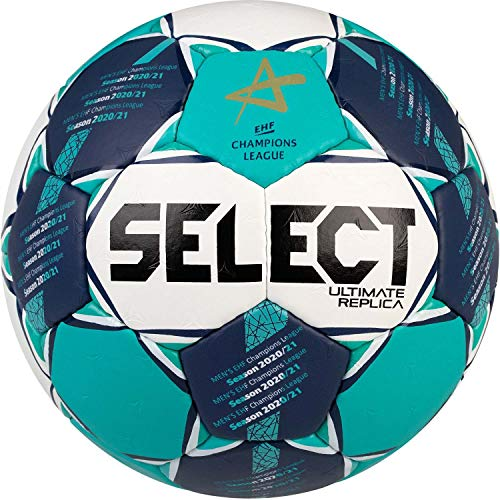 Select Unisex Jugend Ultimate Replica CL Trainingsball, Weiss, 1 von Select