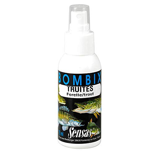 Sensas Bombix Forelle 75ml Spray von Sensas