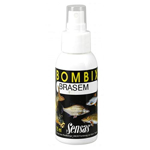 Sensas Bombix Spray 75ml Brasem von Sensas