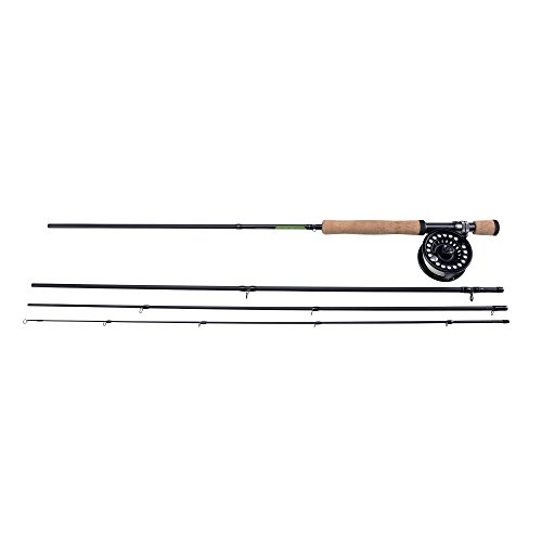SIGMA 9FT 5WT 4PC FLY COMBO von SHAKESPEARE