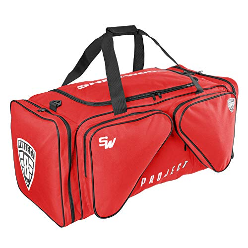 SHER-WOOD True Touch T75 Carry Bag - L, Farbe:rot von Sherwood