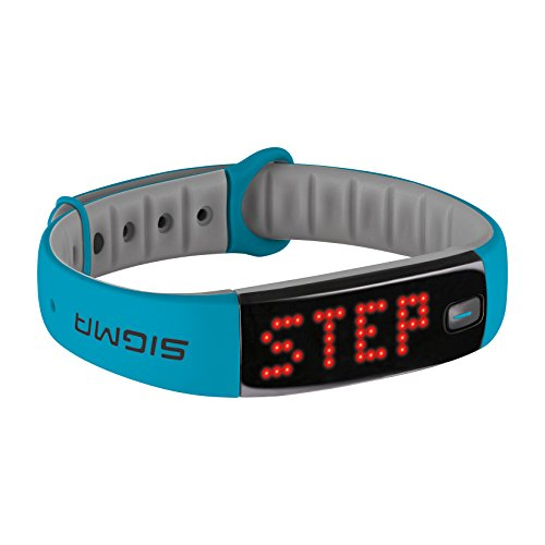Sigma Activity Tracker ACTIVO, sky blue, 22911 von Sigma