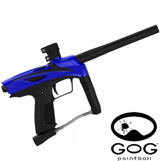 Smart Parts / GOG eNMEy Paintball Markierer (blau) von Smart Parts / GoG