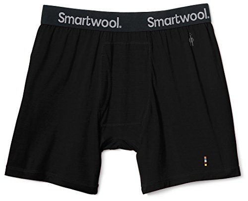 Smartwool Herren Men's Merino 150 Boxer Brief Boxed Shorts, Black, L von Smartwool