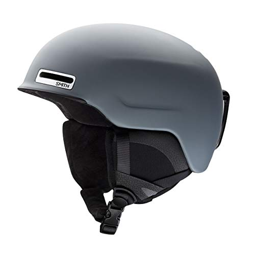 SMITH Erwachsene Skihelm Maze Ad Helm, Matte Charcoal, M/55-59 von Smith
