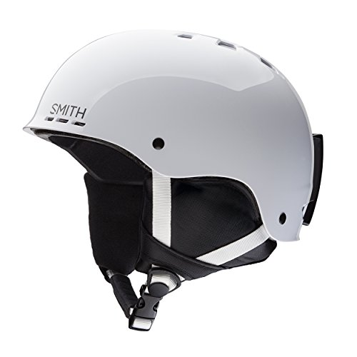 SMITH Kinder Skihelm Holt Junior 2, Weiß, S /48-53, E00682ZK74853 von Smith