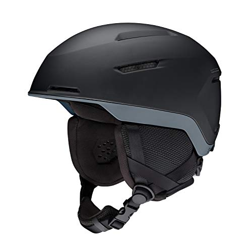 SMITH Helm Altus EU, Matte Black Charcoal, 55/59 cm von Smith