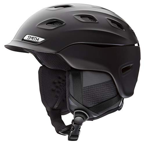 SMITH Helm Vantage M, Matte Black, XL von Smith