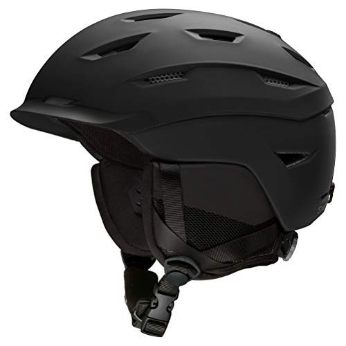 SMITH Helm Level, Matte Black, 51/55 cm von Smith