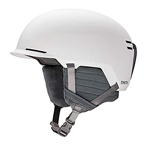 Smith Helm Scout Snow L matt weiß von Smith