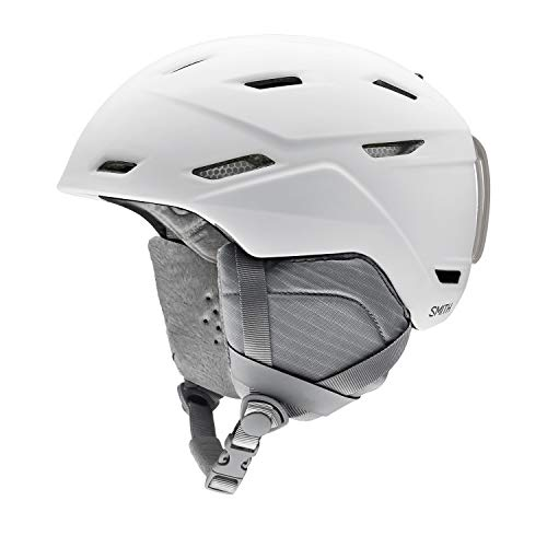 SMITH (SMIZD) Damen Mirage Helm mit Koroyd, Matte White, S /51-55 von SMITH (SMIZD)
