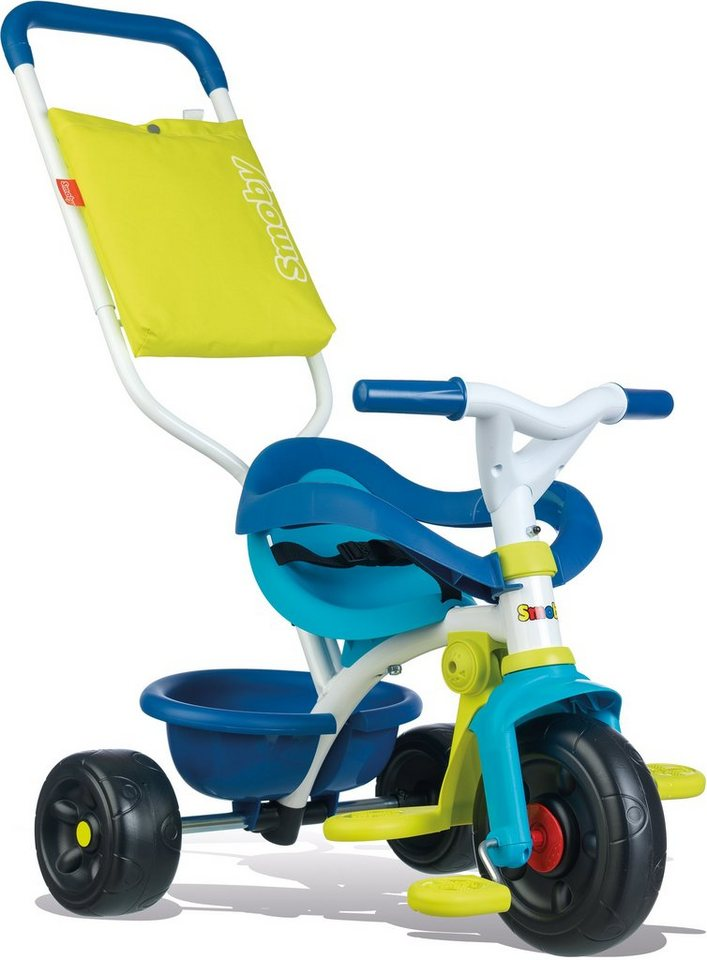 Smoby Dreirad »Be Fun Komfort, blau«, Made in Europe von Smoby