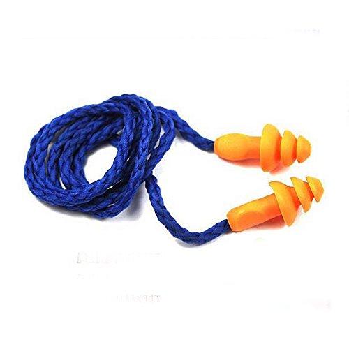 5Pairs Surfen Ohrenstöpsel Schwimmen Ohrstöpsel Weiches Silikon Ohren Stecker