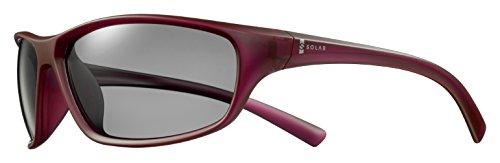Solar Stipe Sonnenbrille, polarisiert Herren, Herren, Stipe, Bleu/Translucide