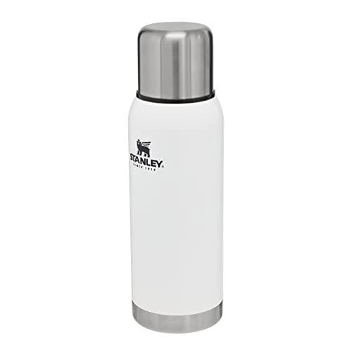 STANLEY Edelstahl Thermosflasche 470 ml Isolier Flasche Vakuum Thermoskanne Tee