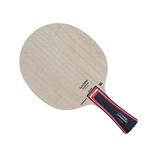 Stiga Carbonado 145 (Master Grip) Table Tennis Blade, Wood, One Size von Stiga
