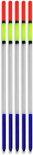 Storfisk fishing /& more 4er Set Heringsgewichte Heringsblinker in Rot//Silber 2 Verschiedene Gewichte