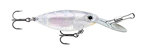 Storm Hot 'N Tot MadFlash 07 Fishing Lure, Ghost UV von Storm