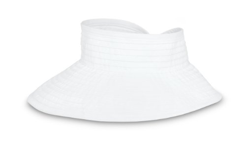 Sunday Afternoons Sonoma Visor Hat, White, One Size von Sunday Afternoons