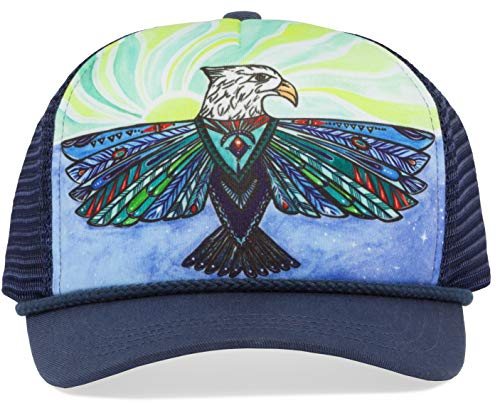 Sunday Afternoons Unisex Kinder Artist Series Cooling Trucker, Soaring Sun, Medium/Large von Sunday Afternoons