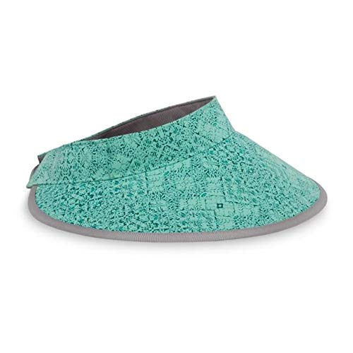 Sunday Afternoons Women's Sport Visor, Teal Kaleidoscope, One Size von Sunday Afternoons