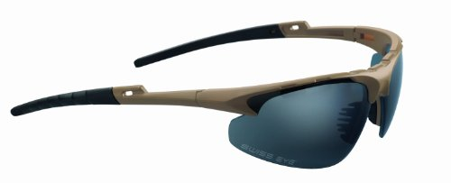 Swiss Eye Sportbrille Apache, rubber dask green, 40233