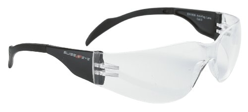 Swiss Eye Sportbrille Outbreak, Black/Clear, One Size, 14003 von Swiss Eye