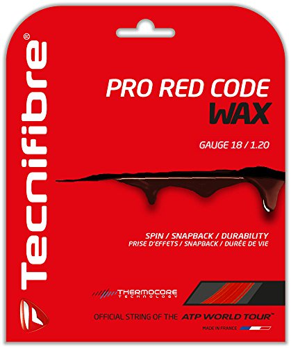 Tecnifibre Pro Red Code WAX 12,2m Set 1,25 mm von Tecnifibre