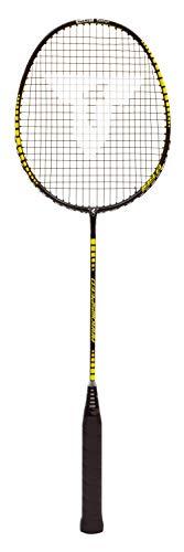 Talbot-Torro Badmintonschläger Arrowspeed 199.8, Graphit-Composite, Powerwaves, One Piece Optic, 439876 von Talbot Torro